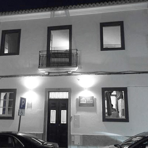 Old Evora hostel